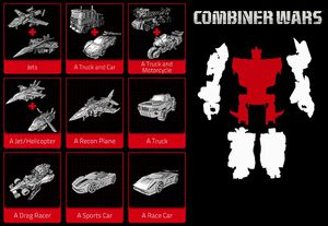 Combiner Wars Toyline Transformers Wiki