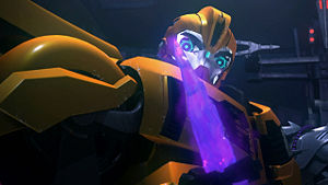 Out of His Head - Transformers Wiki