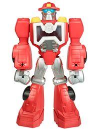 Heatwave (RB) - Transformers Wiki
