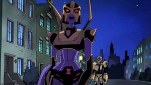 Along Came a Spider - Transformers Wiki