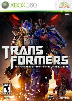Transformers: Revenge of the Fallen (Xbox 360/PS3/PC) - Transformers