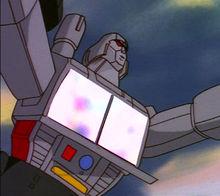 Megatron (G1)/Generation 1 cartoon continuity - Transformers