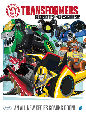 Transformers Robots In Disguise 2015 Cartoon Transformers Wiki