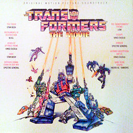 The Transformers: The Movie - Original Motion Picture