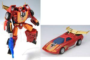 Vintage 80/'s G1 Transformers 1986 Hot Rod LONG PHOTON LASER RIFLE gun weapon