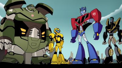 transformers animated timeline transformers wiki