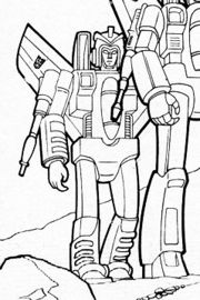 Transformer Optimus Prime Coloring Pages - Coloring Home | 270x180