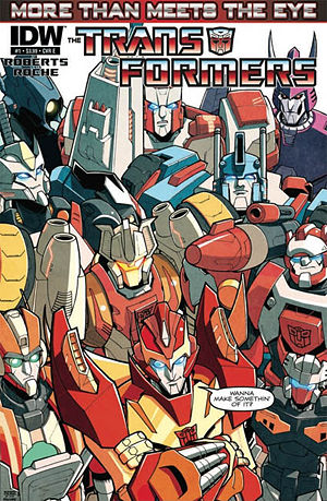 The Transformers: More than Meets the Eye - Transformers Wiki