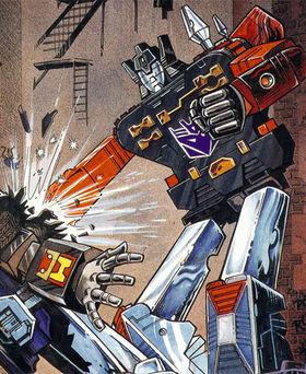 Rumble (G1) - Transformers Wiki
