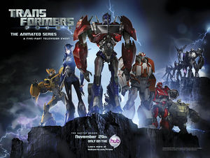 transformers prime cartoon transformers wiki