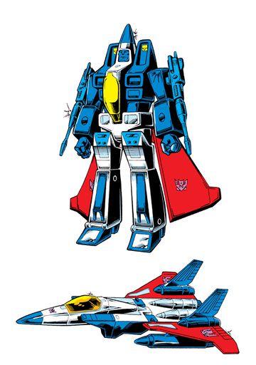 Ramjet (G1) - Transformers Wiki
