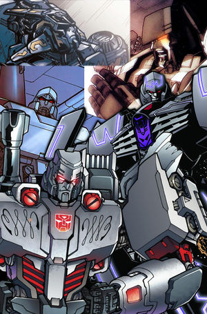 Megatron (G1)/2005 IDW continuity - Transformers Wiki