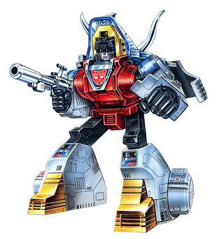 Transformers G1 Slag
