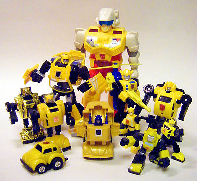 Bumblebee G1toys Transformers Wiki