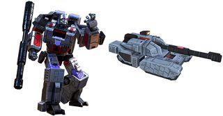Megatron (G1) - Transformers Wiki