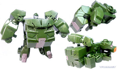 Bulkhead Knuckle - Transformers Wiki
