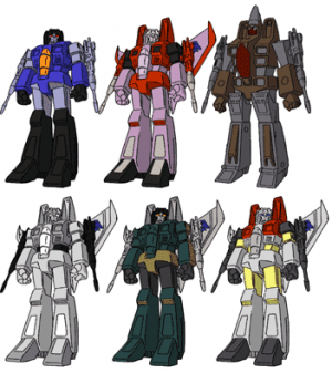 seeker body type transformers wiki