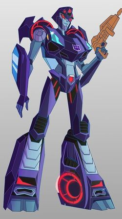 Shadow Striker (Cyberverse) - Transformers Wiki