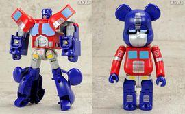 ea5118fa Bearbrick - Transformers Wiki