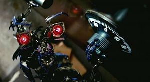 transformers the Wheelie fallen of mikaela revenge