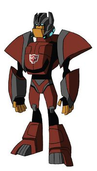 Chase (Animated) - Transformers Wiki