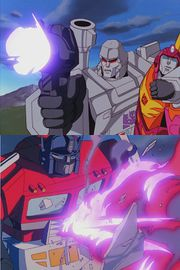 Battle of Autobot City - Transformers Wiki