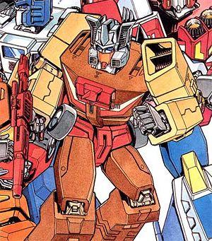 Chromedome G1 Transformers Wiki