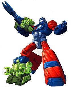 Mainframe (G1) - Transformers Wiki