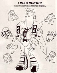 Transformers Animated Coloring and Activity Book and Crayons ...