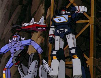Soundwave G1 Generation 1 Cartoon Continuity Transformers Wiki