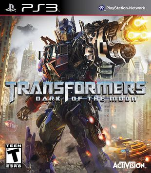 Transformers: Dark of the Moon (Xbox 360/PS3) - Transformers