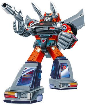 Bluestreak G1 Transformers Wiki