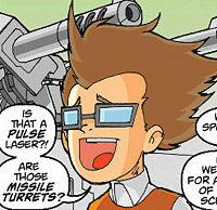 Raf Esquivel - Transformers Wiki