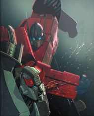 Optimus Prime (G1)/2005 IDW continuity - Transformers Wiki