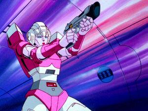 Arcee (G1) - Transformers Wiki