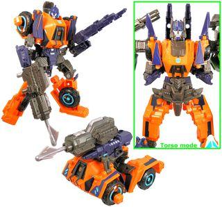 Impactor (G1) - Transformers Wiki