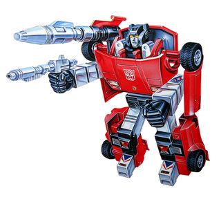 Transformers G1 Parts 1985 TRACKS arm wing SET takara