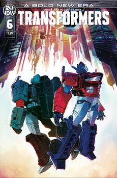 Orion Pax: Free Fall - Transformers Wiki