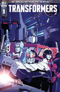 Transformers (2019 comic) - Transformers Wiki