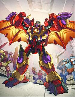 Megatron (BW) - Transformers Wiki