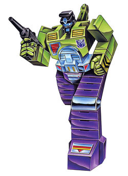 Scavenger (G1) - Transformers Wiki