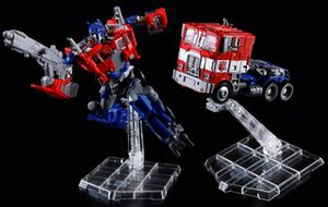 12/'/' Transformers And Optimus Prime 3A Platform Base Stand for Figures USA