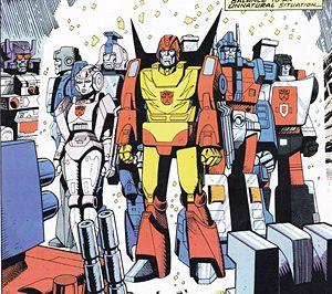 Red Alert G1 Transformers Wiki