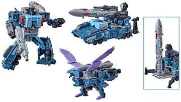 Transformers Earthrise War for Cybertron Leader DoubleDealer