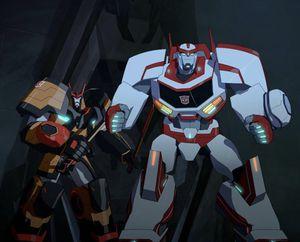 Drift (RID) - Transformers Wiki