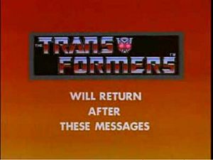 Commercial bumper - Transformers Wiki