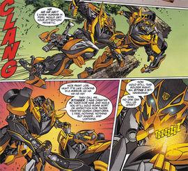 Bumblebee vs stinger latino dating