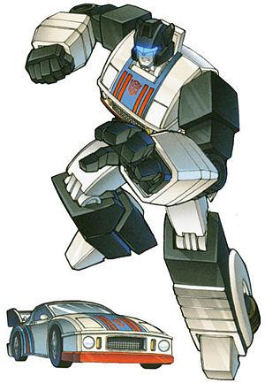 Jazz G1 Transformers Wiki